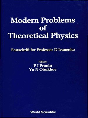 cover image of Modern Problems of Theoretical Physics