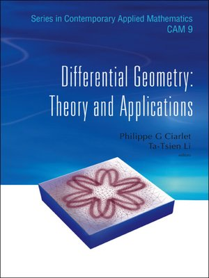 cover image of Differential Geometry