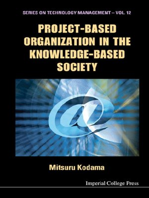 cover image of Project-based Organization In the Knowledge-based Society