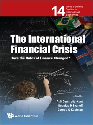 cover image of The International Financial Crisis