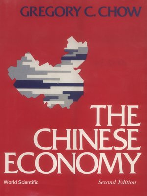 cover image of Chinese Economy, the ()