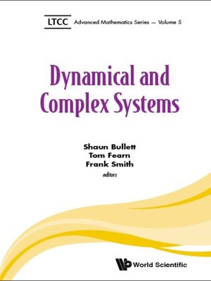 cover image of Dynamical and Complex Systems