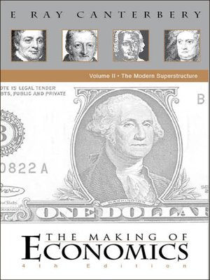 cover image of Making of Economics, the ()--Vol Ii
