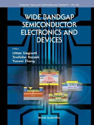 cover image of Wide Bandgap Semiconductor Electronics and Devices