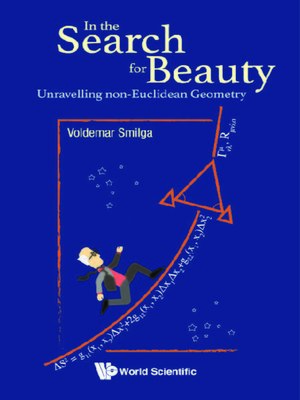 cover image of In the Search For Beauty