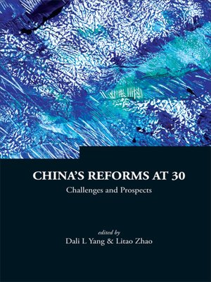 cover image of China's Reforms At 30