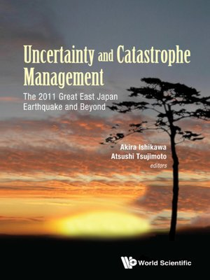 cover image of Uncertainty and Catastrophe Management