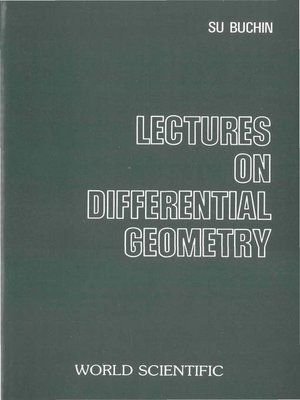 cover image of Lectures on Differential Geometry