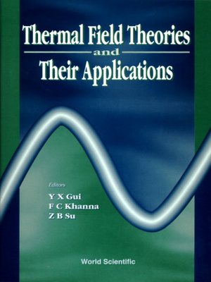 cover image of Thermal Field Theories and Their Applications--Proceedings of the 4th International Workshop