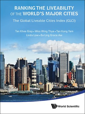 cover image of Ranking the Liveability of the World's Major Cities
