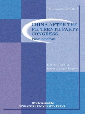 cover image of China After the Fifteenth Party Congress