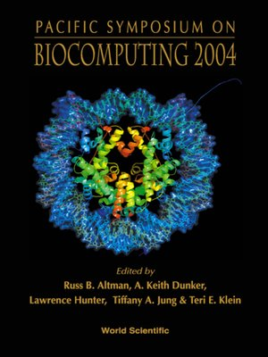 cover image of Biocomputing 2004--Proceedings of the Pacific Symposium