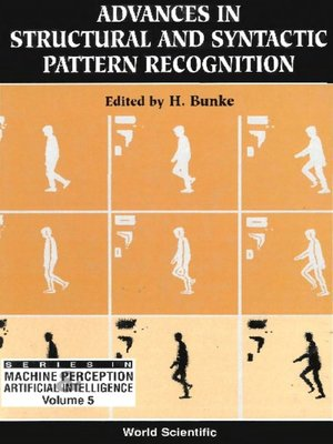 cover image of Advances In Structural and Syntactic Pattern Recognition--Proceedings of the International Workshop