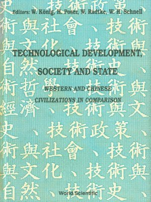 cover image of Technological Development, Society and State