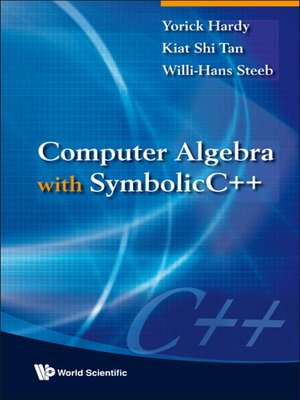 cover image of Computer Algebra With Symbolicc++