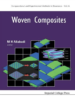 cover image of Woven Composites