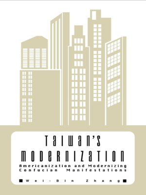 cover image of Taiwan's Modernization