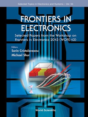 cover image of Frontiers In Electronics