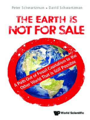 cover image of The Earth Is Not For Sale