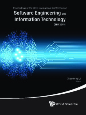 cover image of Software Engineering and Information Technology--Proceedings of the 2015 International Conference (Seit2015)