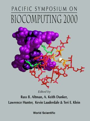 cover image of Biocomputing 2000--Proceedings of the Pacific Symposium