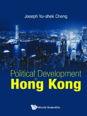 cover image of Political Development In Hong Kong