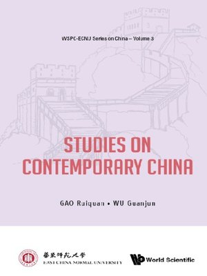 cover image of Studies On Contemporary China