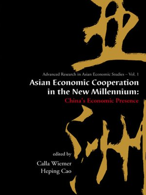 cover image of Asian Economic Cooperation In the New Millennium