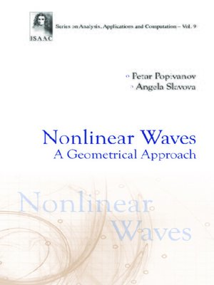 cover image of Nonlinear Waves