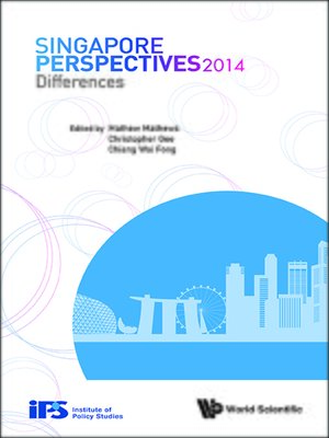 cover image of Singapore Perspectives 2014
