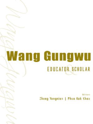 cover image of Wang Gungwu