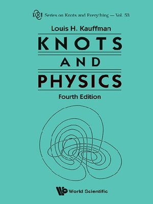 cover image of Knots and Physics ()