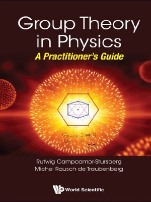 cover image of Group Theory In Physics