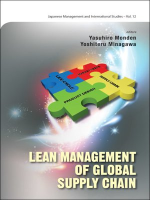 cover image of Lean Management of Global Supply Chain