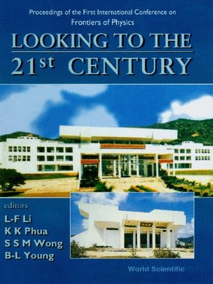 cover image of Looking to the 21st Century