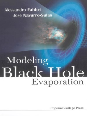cover image of Modeling Black Hole Evaporation