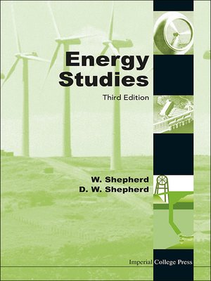 cover image of Energy Studies ()