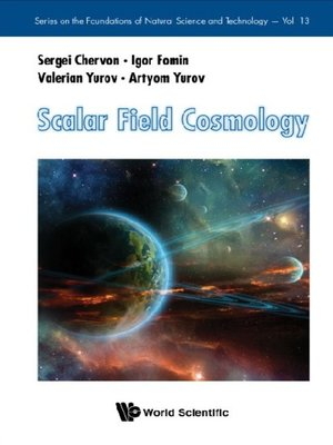cover image of Scalar Field Cosmology