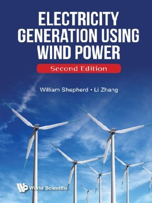 cover image of Electricity Generation Using Wind Power ()