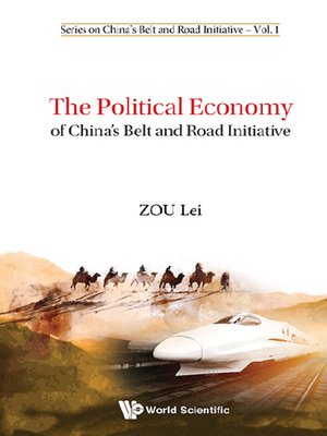 cover image of The Political Economy of China's Belt and Road Initiative