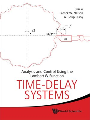 cover image of Time-delay Systems