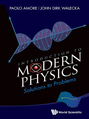 cover image of Introduction to Modern Physics
