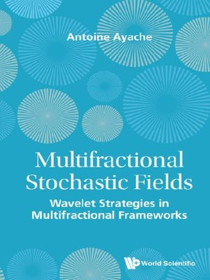 cover image of Multifractional Stochastic Fields