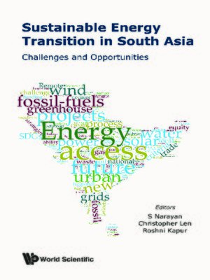 cover image of Sustainable Energy Transition In South Asia