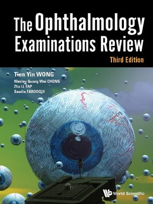 cover image of Ophthalmology Examinations Review, the ()