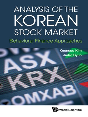 cover image of Analysis of the Korean Stock Market