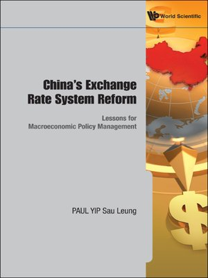 cover image of China's Exchange Rate System Reform