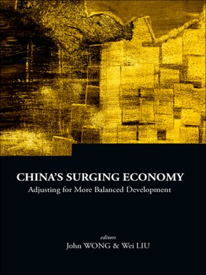 cover image of China's Surging Economy