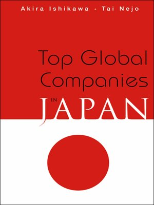 cover image of Top Global Companies In Japan