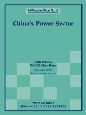 cover image of China's Power Sector